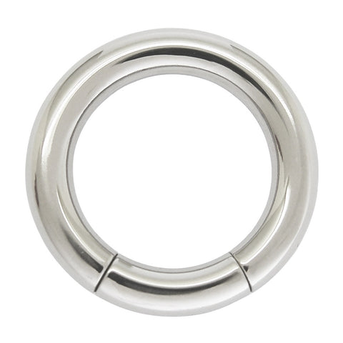 316L stainless steel segment ring body piercing nipple tragus lip ear nose cartilage septum hoop jewelry