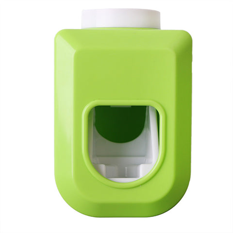 1PC Automatic Toothpaste Dispenser Toothbrush Holder bathroom Products Toothpaste Squeezers Bathroom Accessories Set