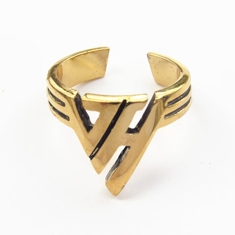 Edward Lodewijk Van Halen rock band rings pendants for men women fans long chain VH male female jewelry