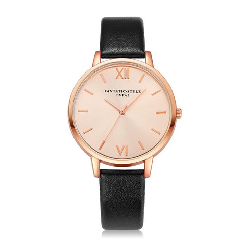 Lvpai Luxury Fashion Women Watches Brand Quartz Wristwatch Casual Clock Dress Ladies Watch Designer Gift Watches Relojes Mujer