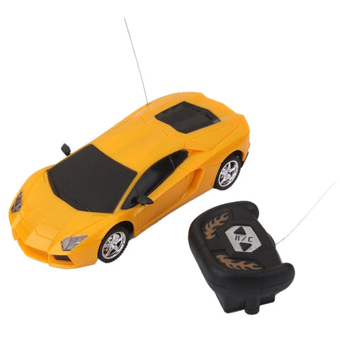 New 01.24 Electric RC Remote Controlled Car Children Toy Model Gift Red