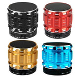 Portable mini Column Bluetooth Speaker Support TF Card FM Radio For smart phones PC