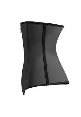 Black Training Corset Dress