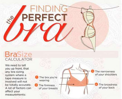 finding your perfect bra size