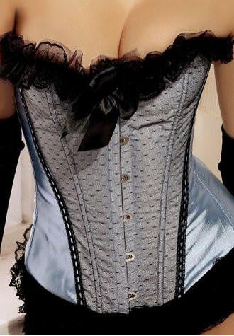 Burlesque Strapless Corset Dress