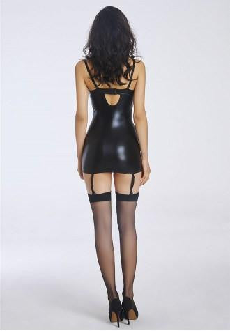 Leather Chemise
