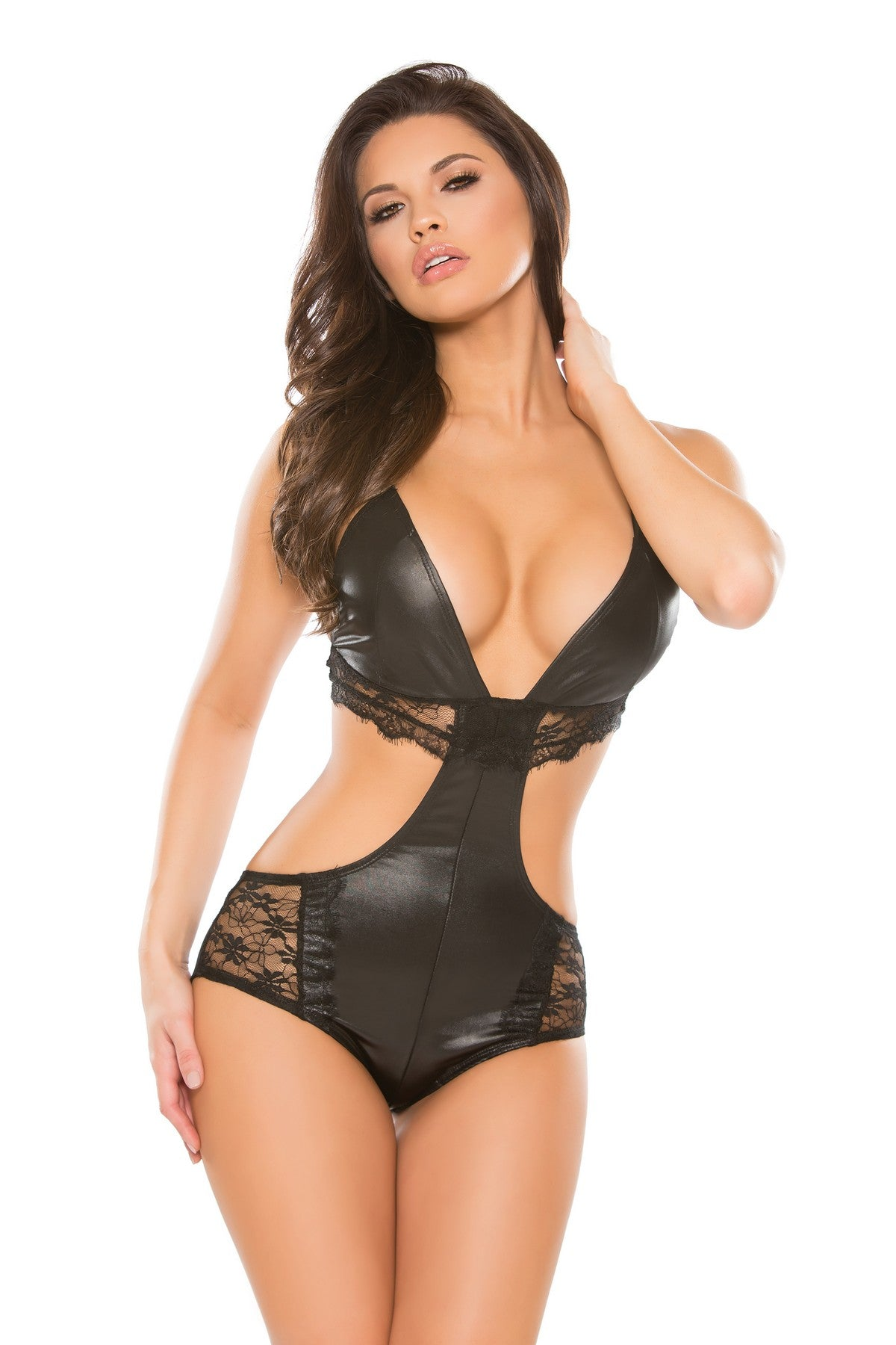 Wetlook Hot Lingerie