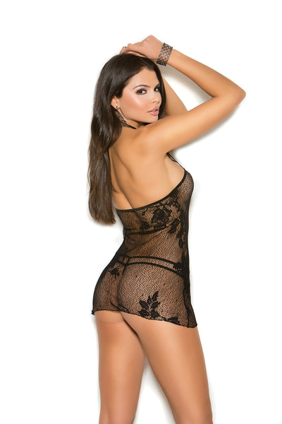 Sheer Babydoll Dress Lingerie