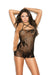 Stretchy Lace Babydoll Lingerie