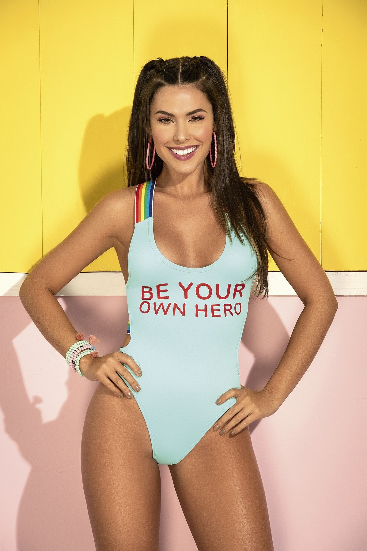 Be Your Own Hero Bodysuit