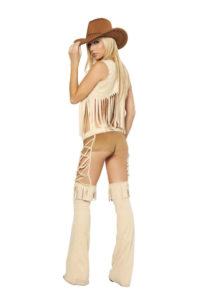 Deluxe Sexy Cowgirl Costume