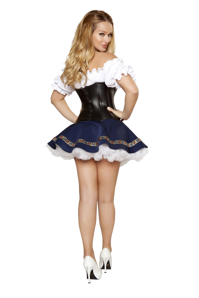 Deluxe Beer Fest Costume Set