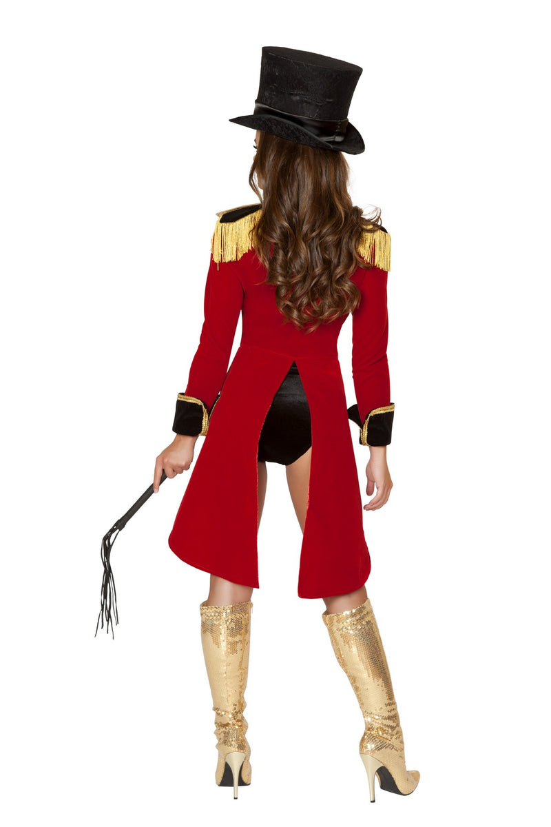 Luxury Naughty Ringleader Costume