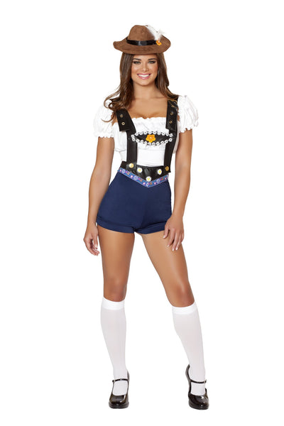 Sexy Beer Babe Costume Set