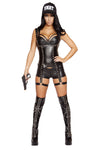 Luxury Naughty SWAT Agent Costume