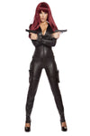 Luxury Seductive Lady Assassin Costume Set