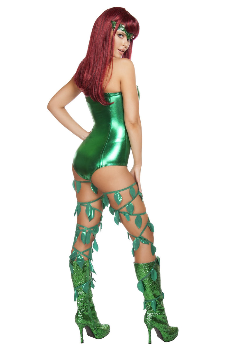 Sexy Ivy Maiden Costume Set