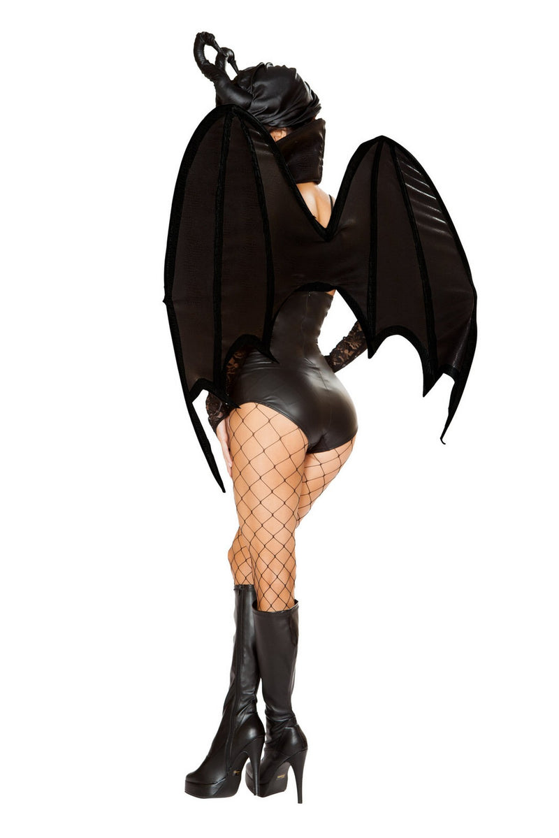 Deluxe Hottie Devil Outfit Set