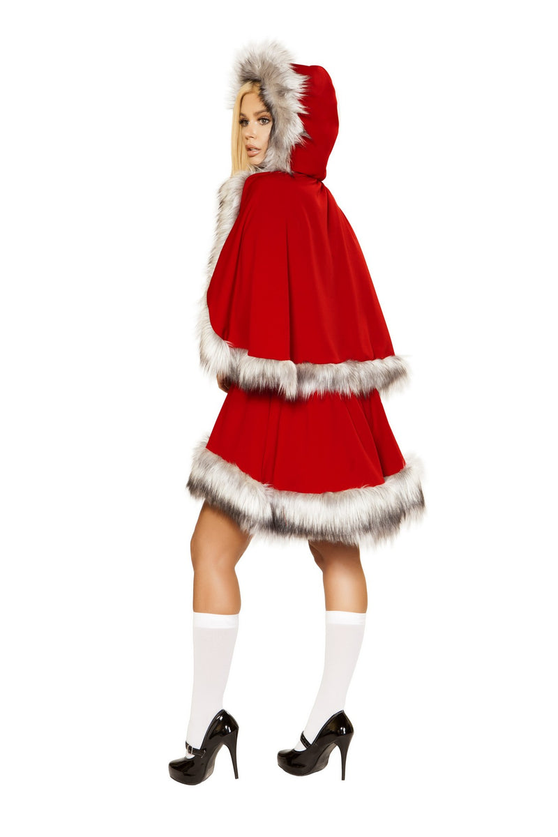 Deluxe Red Riding Hood Costume Set