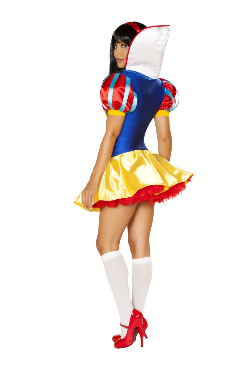 Deluxe Snow White Costume Set