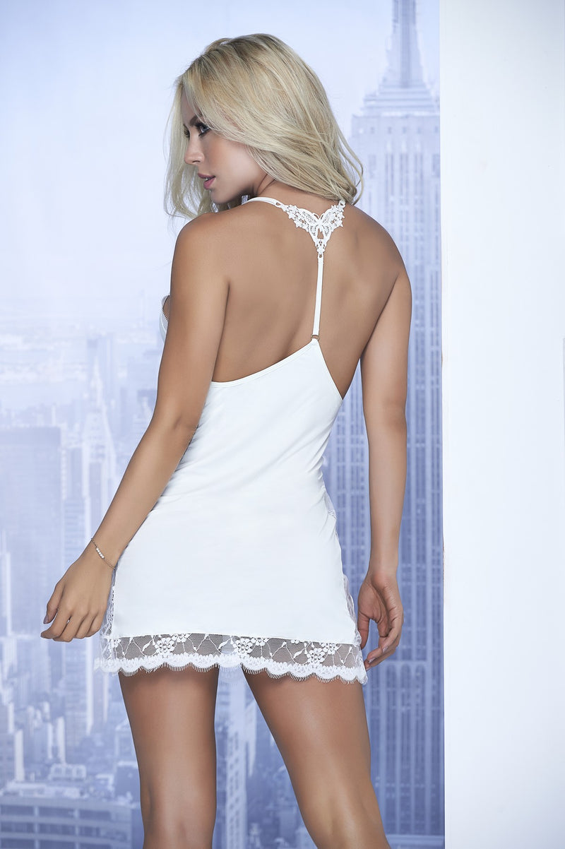 Seductive Lace Lingerie Nightie