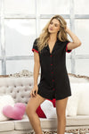 Lounge wear Pretty Sleeve Nightgown
