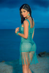 Turquoise Beach Dress