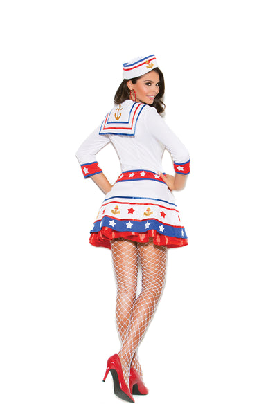 Sexy Sailor Costume Set