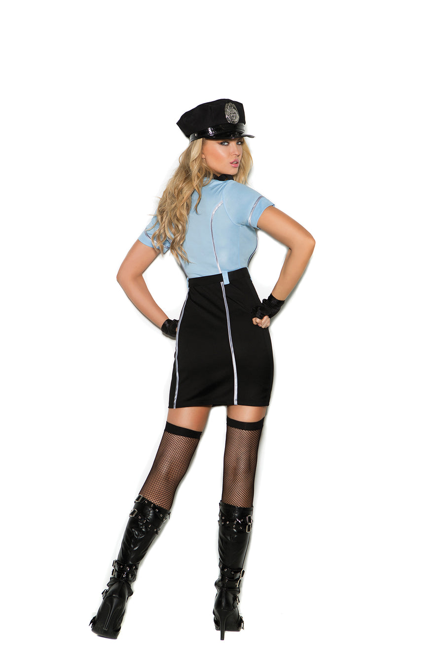Hot Sexy Cop Costume