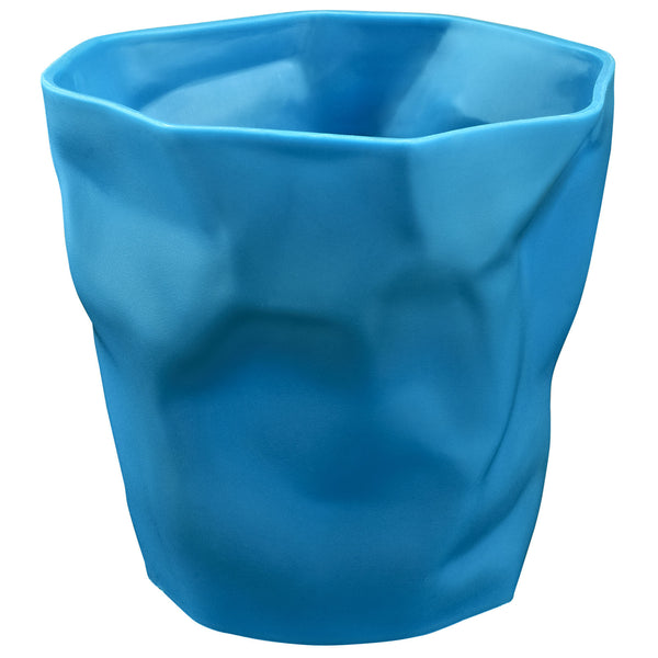 Lava Pencil Holder - Blue