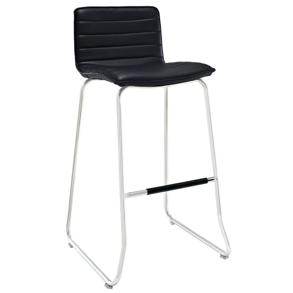 Dive Bar Stool - Black