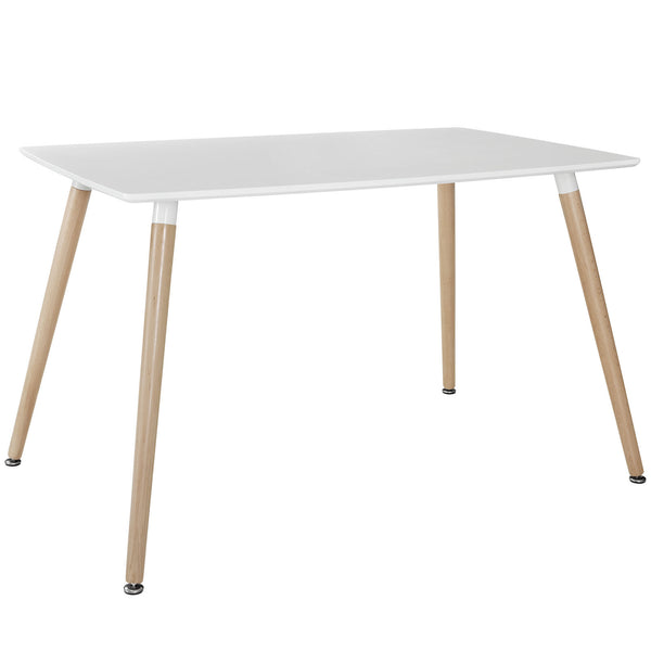 Field Dining Table - White