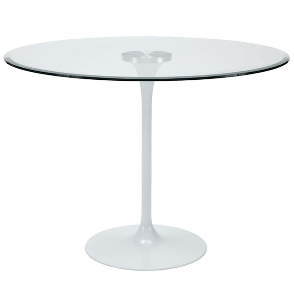 Circuit Dining Table - Clear