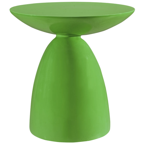 Flow Side Table - Green