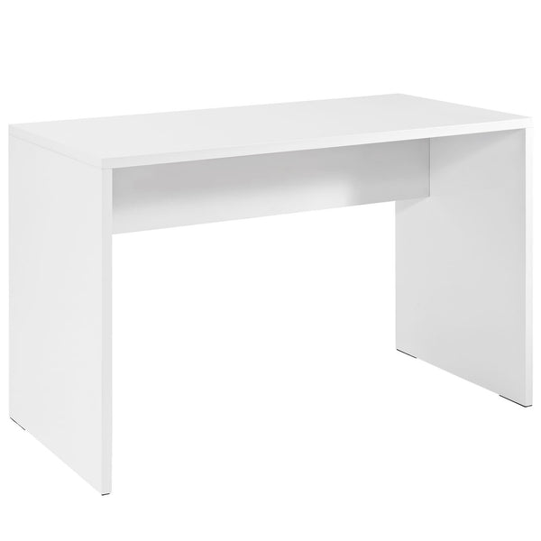 Bridge Office Desk - White