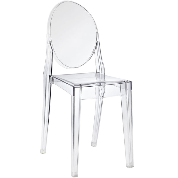 Casper Dining Side Chair - Clear