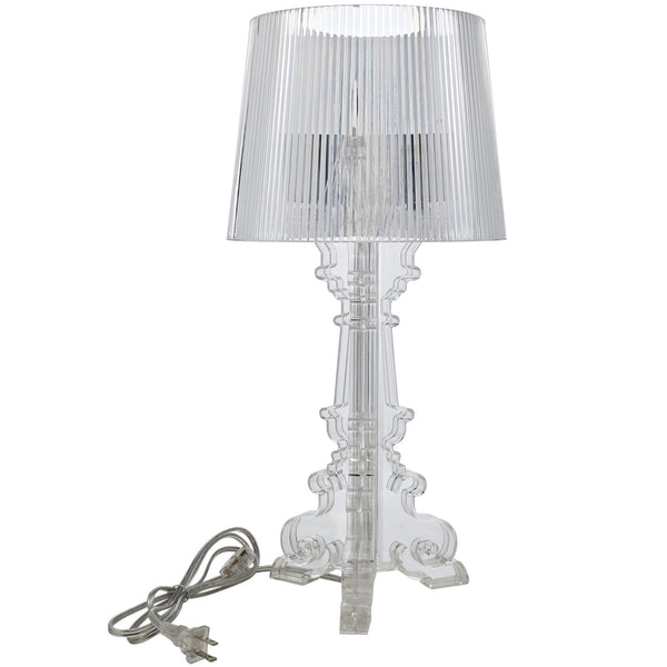 French Petite Table Lamp - Clear