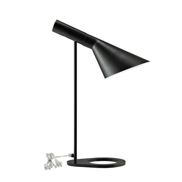 Flashlight Table Lamp - Black