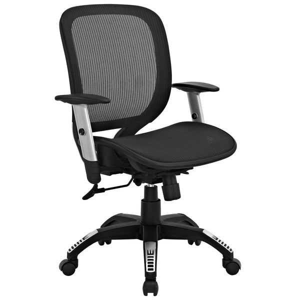 Arillus All Mesh Office Chair - Black