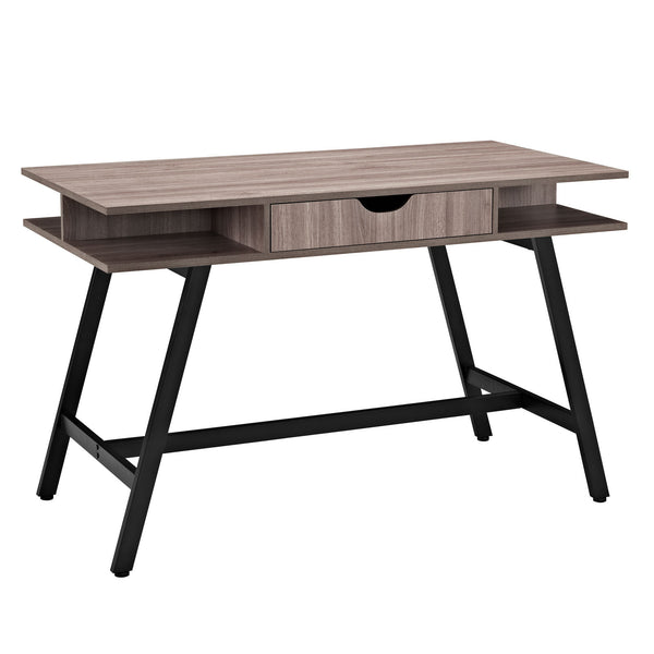 Turnabout Office Desk - Birch