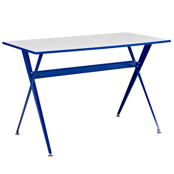 Expound Office Desk - Blue