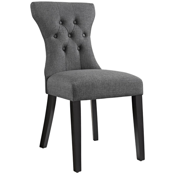 Silhouette Dining Side Chair - Gray