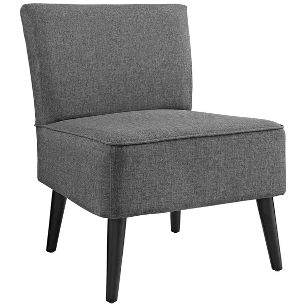 Reef Fabric Side Chair - Gray