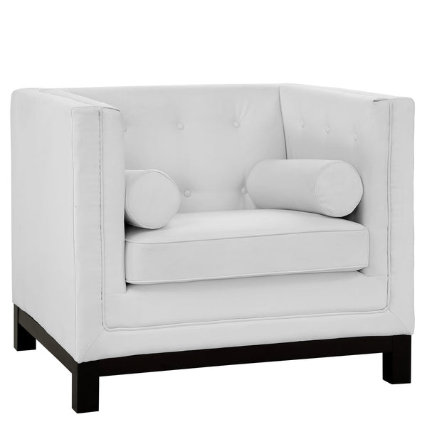 Imperial Armchair - White