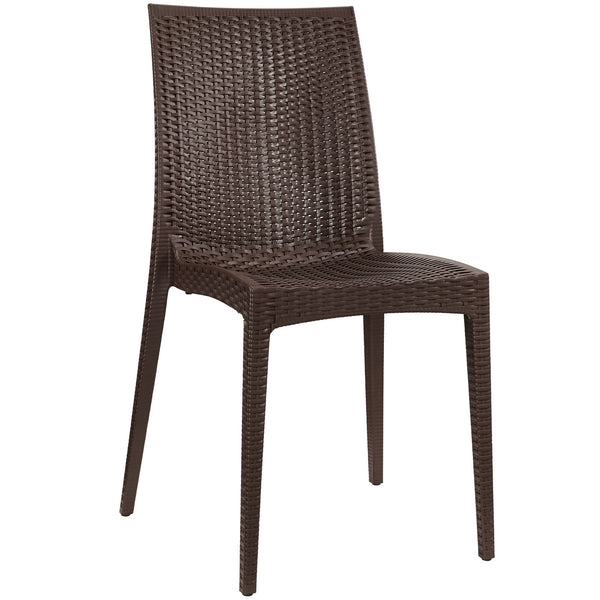 Intrepid Dining Side Chair - Coffee