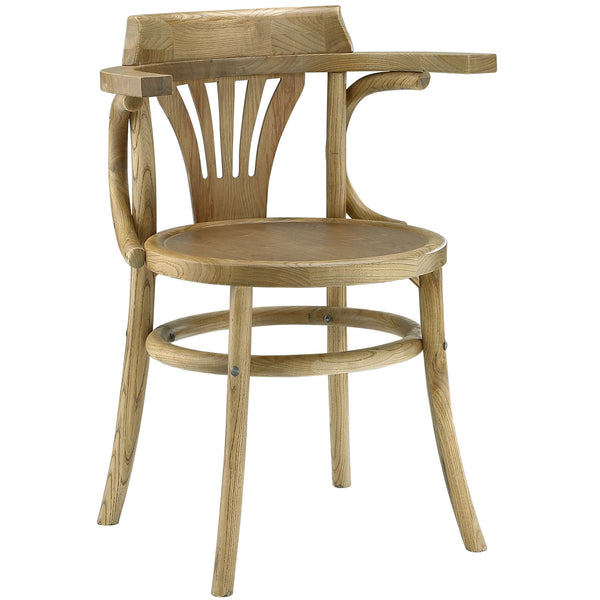 Stretch Dining Side Chair - Natural
