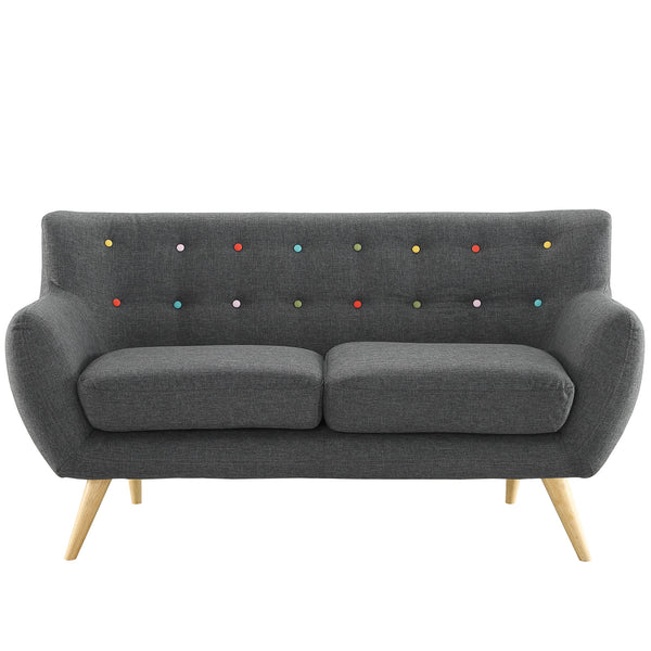 Remark Loveseat - Gray