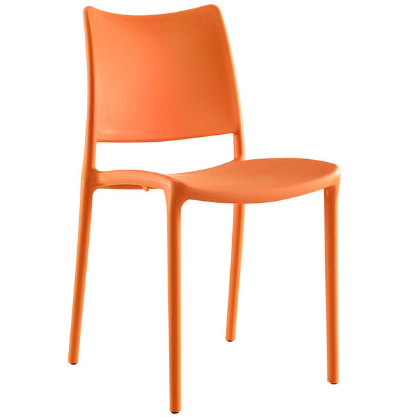 Hipster Dining Side Chair - Orange