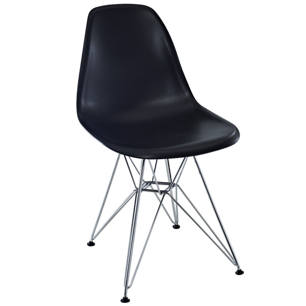 Paris Dining Side Chair - Black
