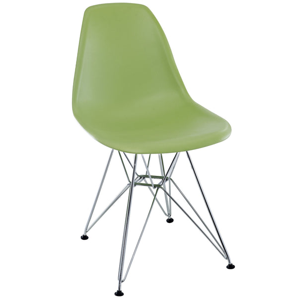 Paris Dining Side Chair - Green
